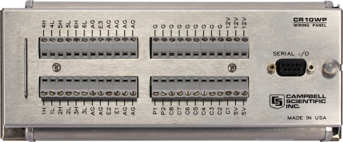 CR10 Measurement and Control System