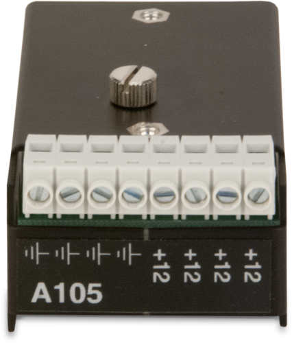 A105 12 V Terminal Expansion Adapter for PS1X0/200 or CH1X0/200