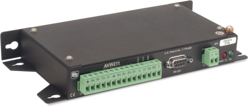 AVW211 922 MHz Wireless 2-Channel Vibrating-Wire Interface