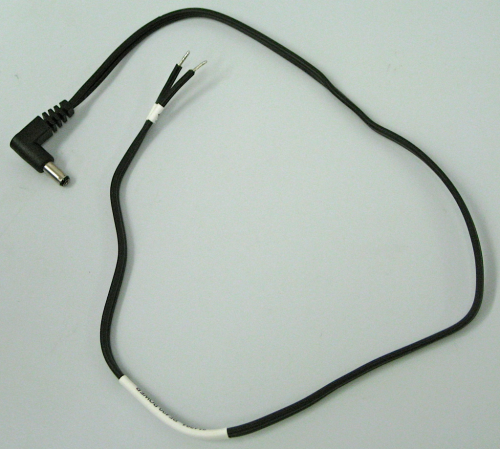 14291 Field Power Cable, 12 Vdc Plug to Pigtail