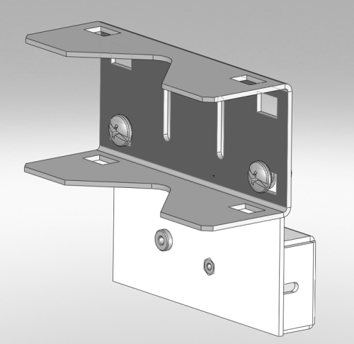 FWTM Fine-Wire Thermocouple Mount