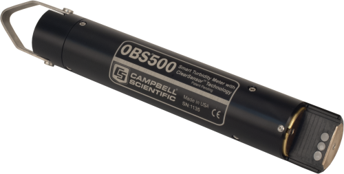 OBS500 Smart Turbidity Meter with Antifouling Features