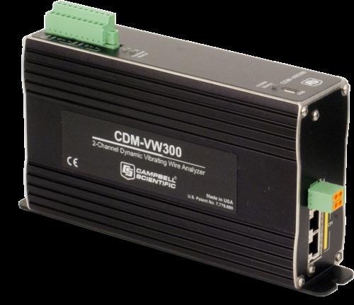 CDM-VW300 2-Channel Dynamic Vibrating Wire Analyzer