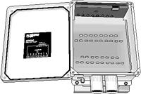 SDMX50 Multiplexeur coaxial pour TDR100
