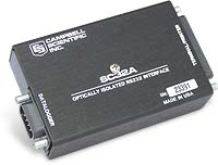 SC32A Optically Isolated RS-232 Interface