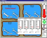 PONDVIEW Real-Time Monitoring & Control Software