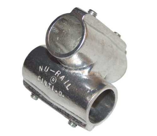 17953 1- x 1-in. Nu-Rail Crossover Fitting