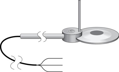 NR-LITE-L Net Radiometer