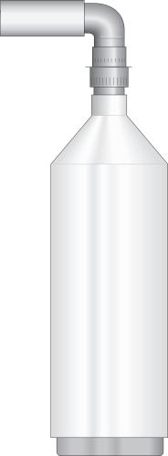 UDG01 CSC Ultrasonic Snow Depth Sensor