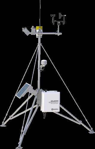 SOLAR800 Station d'évaluation du potentiel solaire