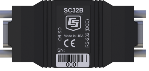 17233 SC32B Optically Isolated RS-232 Interface
