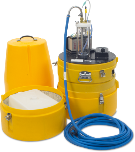 PVS5120 Composite Portable Automatic Liquid Sampler