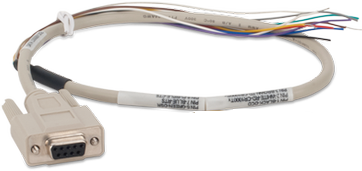 17856 Serial Cable, DB9 Female to Pigtail
