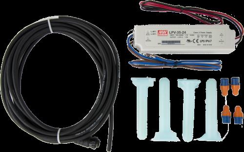 10522 AC Power Kit for ET Station