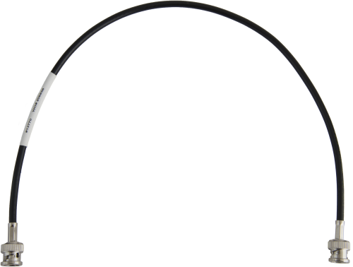 13770 TDR200/100 and SDM8X50/SDMX50 Interconnect Cable, 18 in.