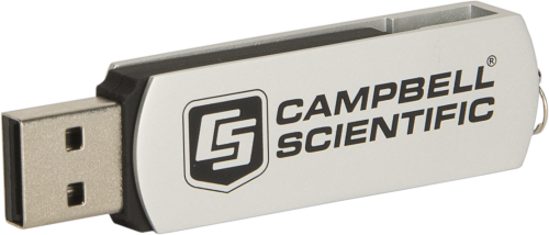31136 8 GB USB Flash Drive with Campbell Scientific Logo