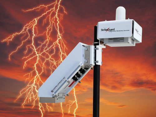 SG000 Strike Guard Lightning Sensor