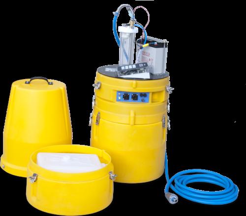 PVS4100C AC-Powered Portable Composite Water Sampler