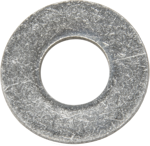 5428 Stainless-Steel Flat Washer 1/4
