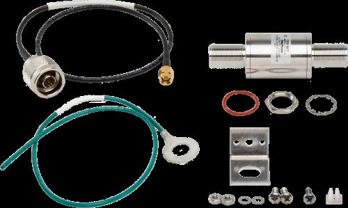 31317 Surge Protection Kit, Type N to SMA, 700 to 2700 MHz