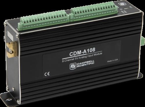 CDM-A108 8-Channel 5 V Analog Input Module