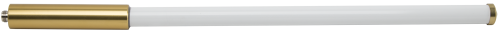 13904 Argos/SCD Omnidirectional 0 dBd 1/2 Wave Antenna with Mounting Hardware