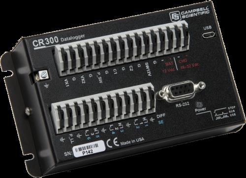 CR300-Series Dataloggers