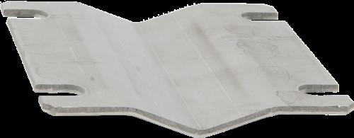17630 CS110 Stainless-Steel Mast Clamp Bracket
