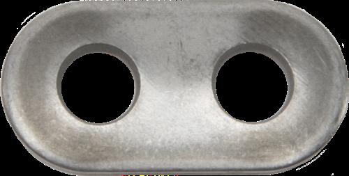 19031 CM110 Stainless-Steel Body Grounding Clamp