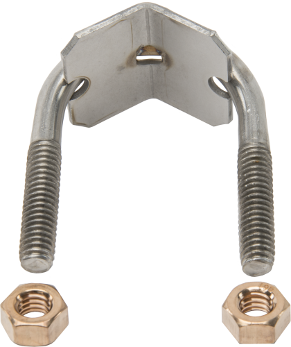 17851 U-bolt with Saddle Bracket and 2 Nuts