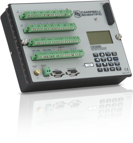 CR3000 Measurement and Control Datalogger