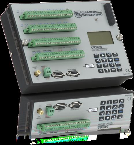 CR3000 Micrologger