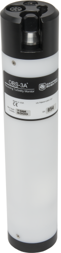 OBS-3A Turbidity and Temperature Monitoring System