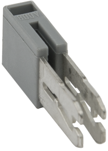 15909 Horizontal Jumper for DIN Rail Connector
