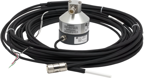 SR50ATH-L Sonic Distance Sensor with Heater and Temperature Sensor