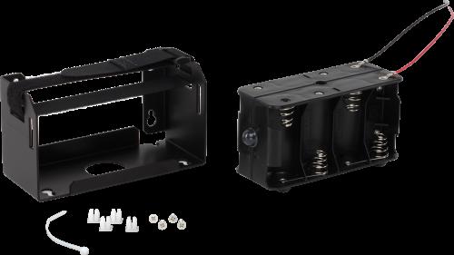 ALK7 7 Ah 12 V Alkaline Battery Pack (requires 8 D cell batteries)
