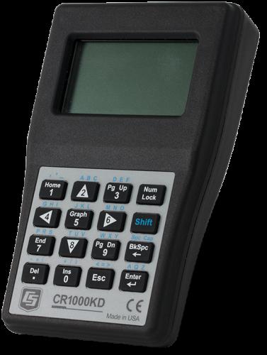 CR1000KD Keyboard/Display for CR1000(X), CR800, or CR6