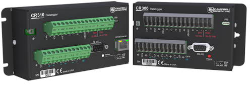 CR300-Series Data loggers