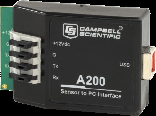 A200 Sensor to PC Interface