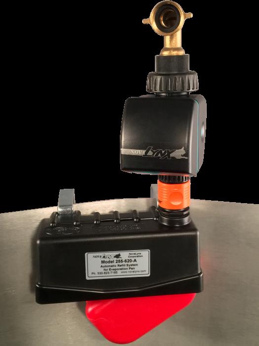 255-620A kit mounted
