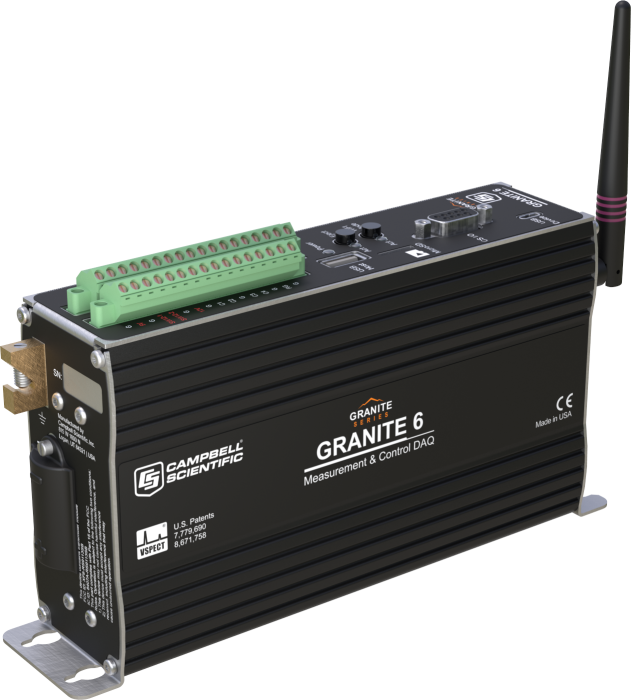 Granite 6, système de mesure et de contrôle DAQ