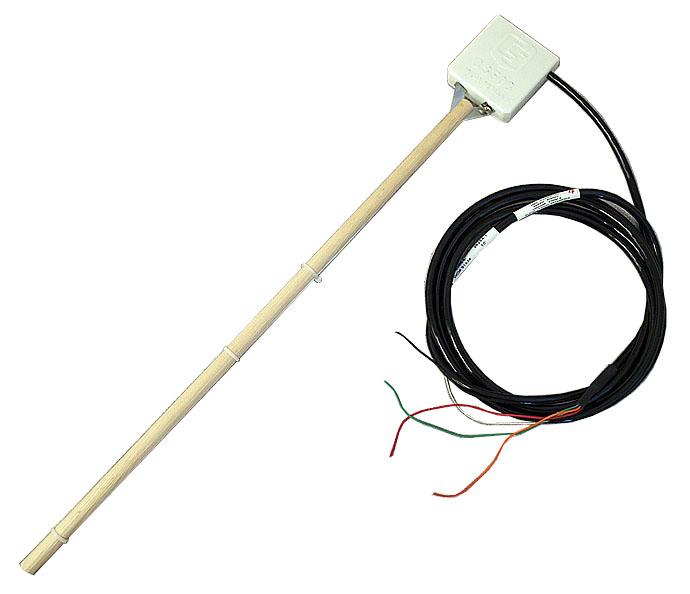 CS506 fuel moisture sensor attached to a 26601 fuel moisture stick (sold separately)