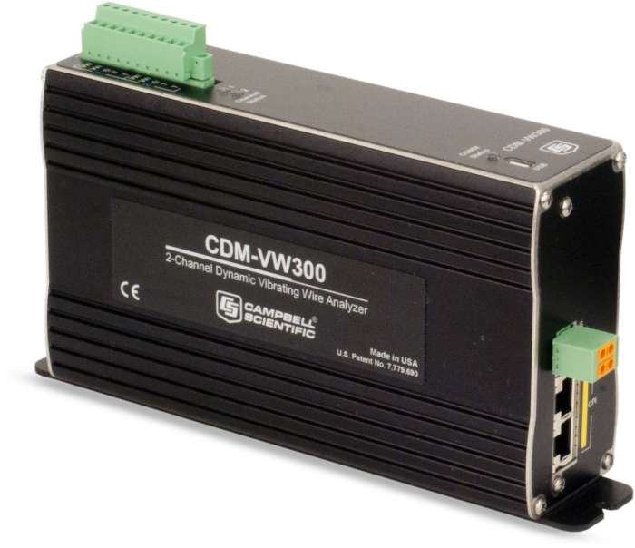 Interface dynamique 2 voies pour cordes vibrantes CDM-VW300