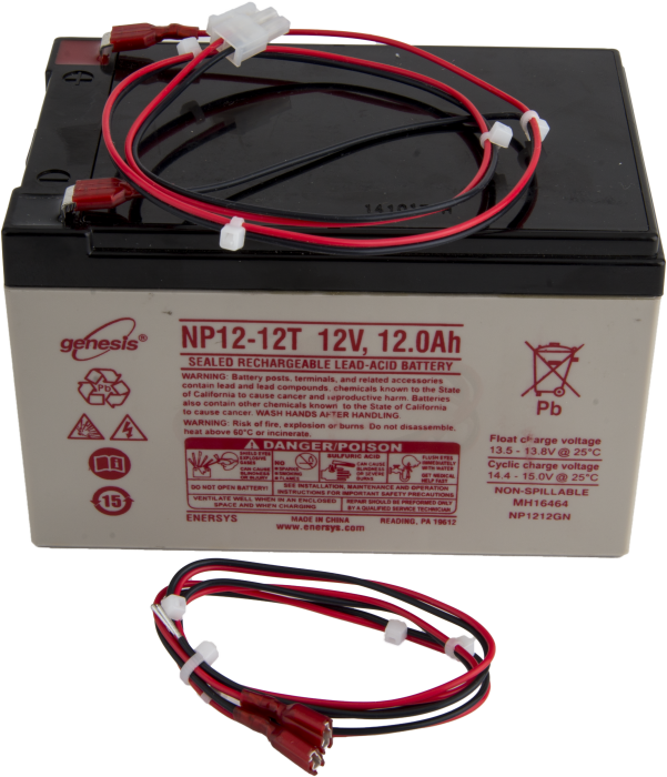 8062 battery with battery cable