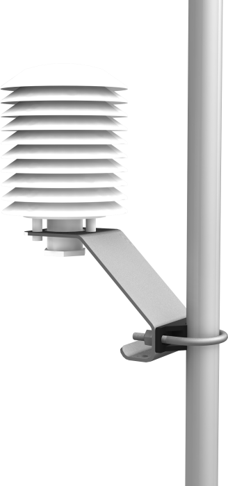 41003-5 vertically mounted with plug (sold separately)