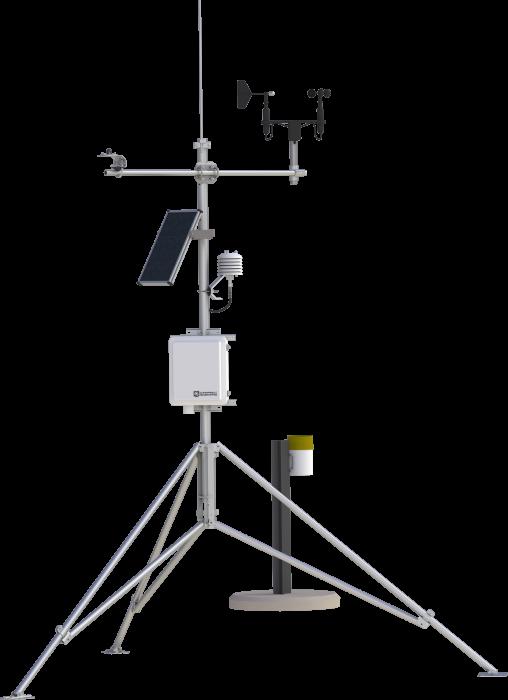 Station météorologique automatique professionnelle WxPRO