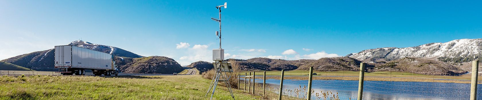 Road Weather Information Systems (RWIS) Road-weather information systems and weather stations