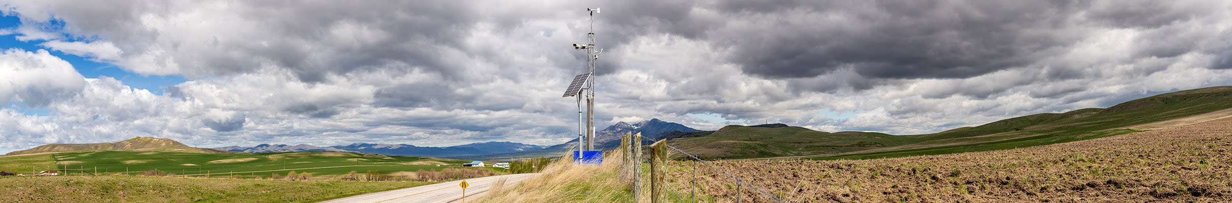 Weather Weather stations and systems for long-term monitoring