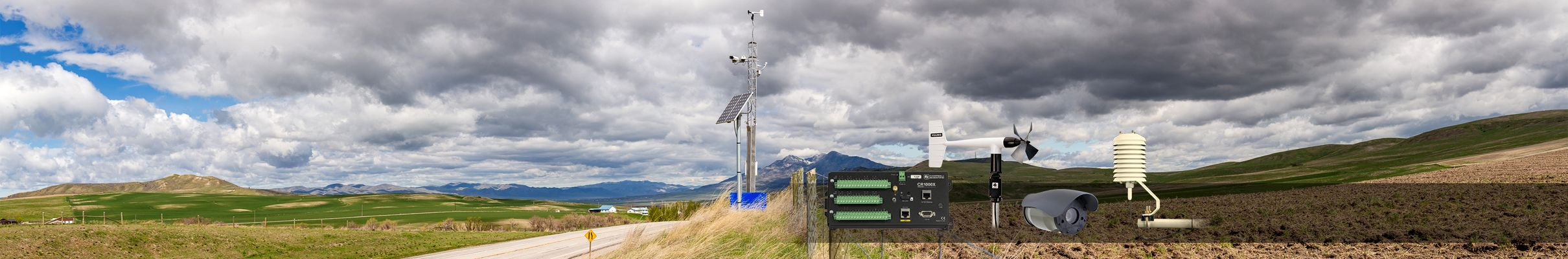 Weather High-performance weather measurement instrumentation that just works