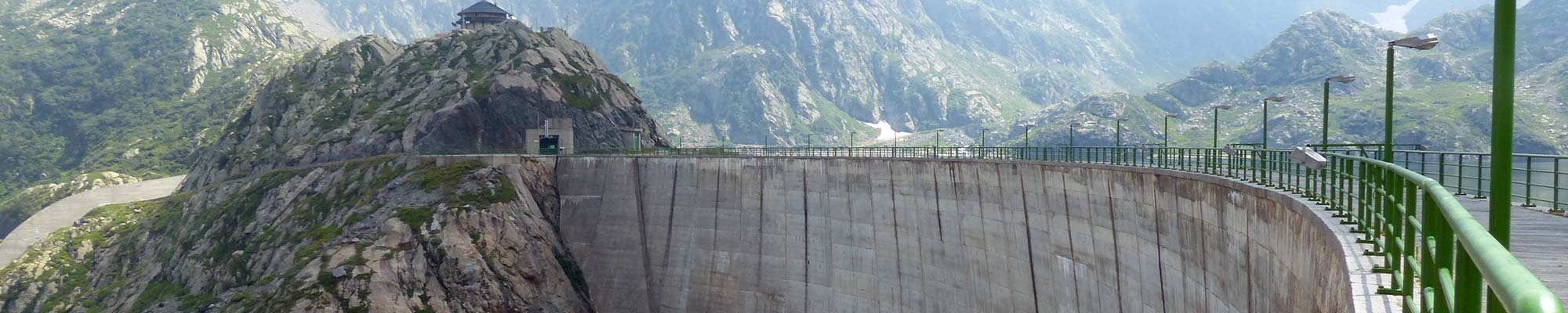 Dam Monitoring Data acquisition for reliable, stand-alone dam-structure monitoring